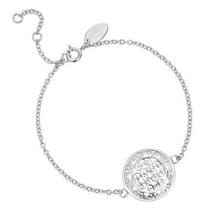 Baron Sterling Silver Bracelet