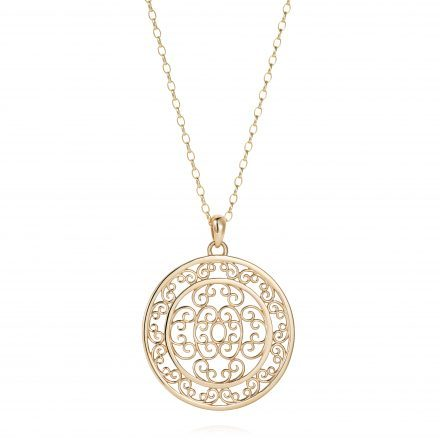 Baron Yellow Gold Necklace