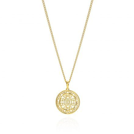 Baron Necklace – 18K Gold Plated