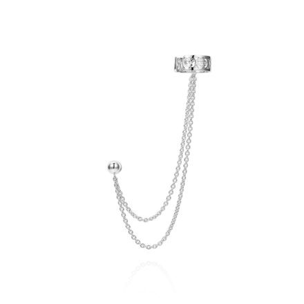 Baron Ear Cuff With Chains